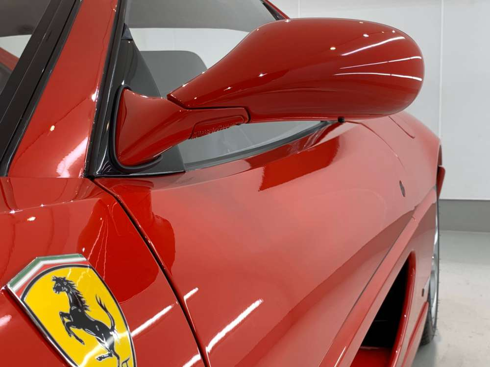Ferrari F355 GTB Fenix Scratch Guard Paint protectionfilm