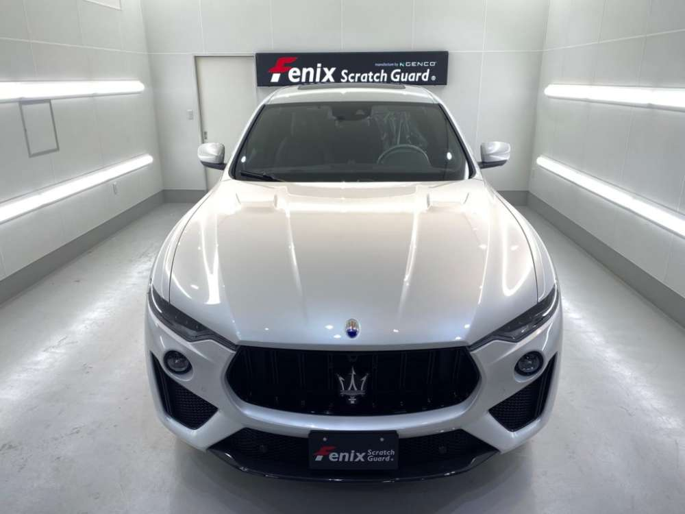 Maserati Levante Fenix Scratch Guard Paint protectionfilm